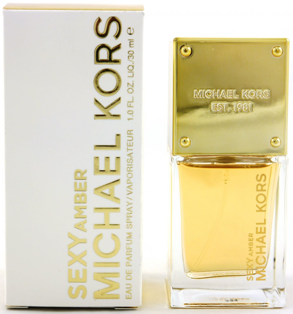 michael kors sexy amber 30 ml eau de parfum edp. Black Bedroom Furniture Sets. Home Design Ideas